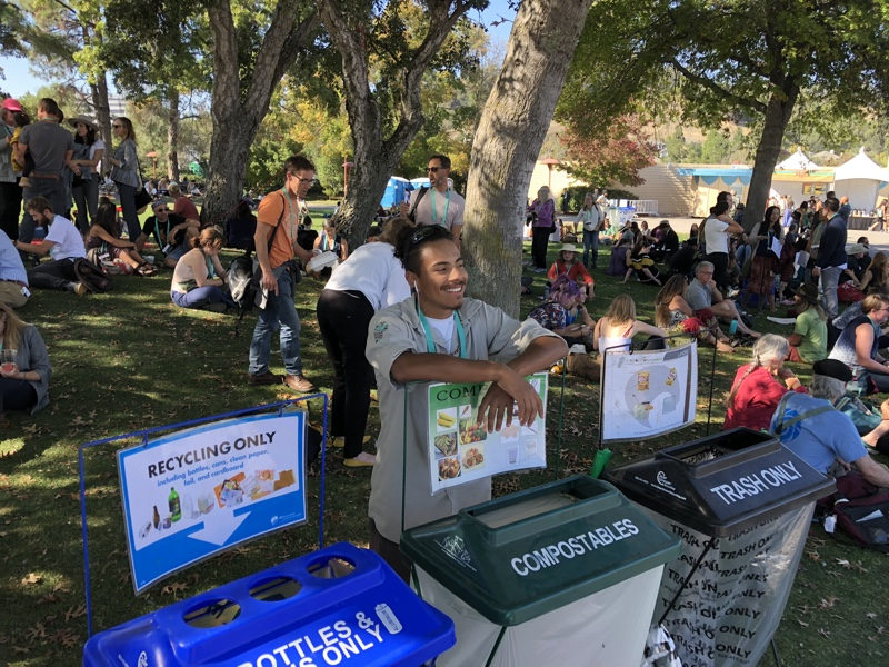 Conservation Corps North Bay Event Services
