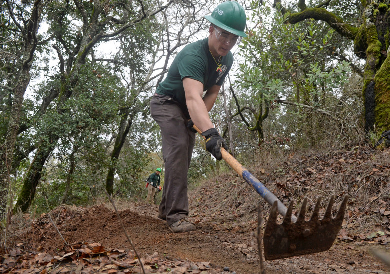 Parks, Conservation Corps Deepen Partnership