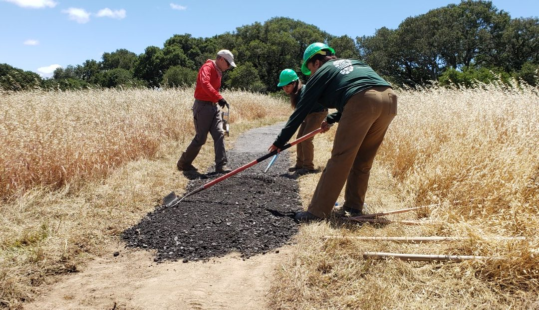 December 2020 Project Spotlight: Helen Putnam Regional Park Trails